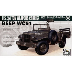 3/4 ton Dodge Weapons Carrier WC-51 'Beep'