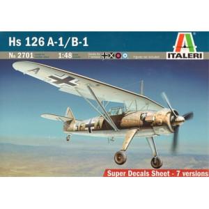 Henschel Hs-126A-1/B-1