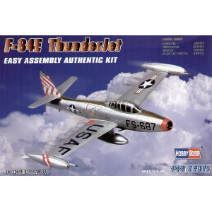 Republic F-84E Thunderjet