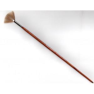 Fan shaped Brush no 02