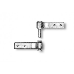 Brass Hinges 3-4 mm