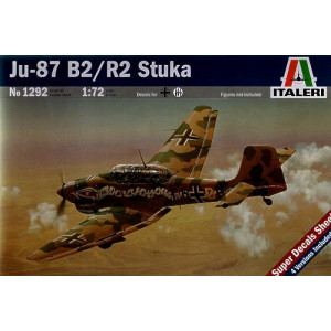 Junkers Ju-87B-2/R2 'Stuka'