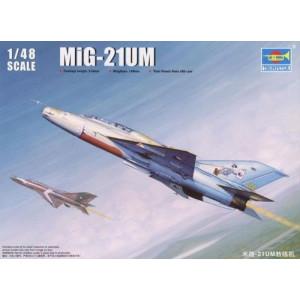 Mikoyan MiG-21 UM
