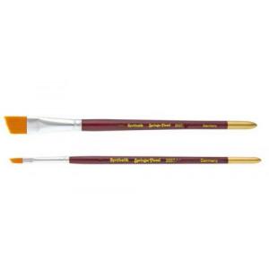 Angle Brush Synthetic no 12