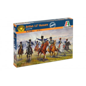 British Hussars (Crimean war)