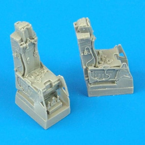 F-16D ejection seats 1/72