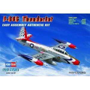 """F-84G """"ThunderJet"""" EASY ASSEMBLY"""