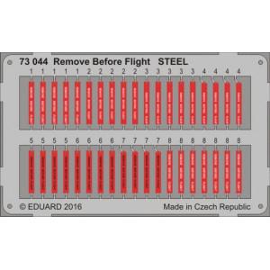 Remove Before Flight STEEL 1/72
