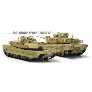 M1A2 Abrams TUSK II U.S. Army Tank V2