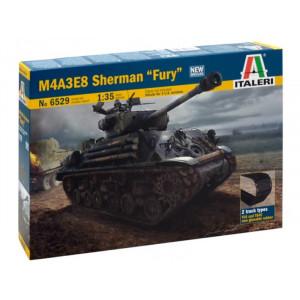 M-4 A3E8 Sherman 'Fury'