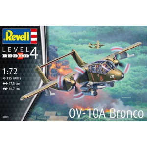 North-American/Rockwell OV-10A Bronco