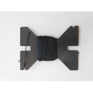 Rigging Thread Black Rope 0.25mmx10mtr