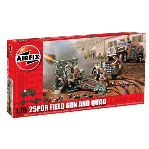 25Pdr Field Gun