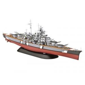 Bismark Bismarck German battleship (New Tooling)