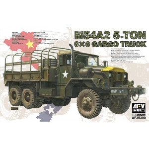 M-54 5ton 6x6 Cargo Truck (Late)