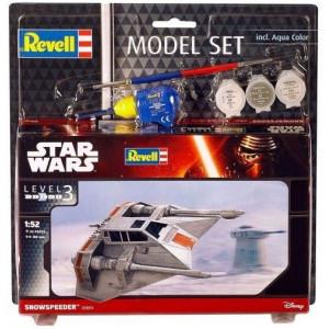 Snowspeeder Model Set