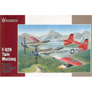 F-82H Twin Mustang