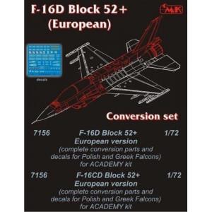 F-16D Block 52+ (European) Conversion Set