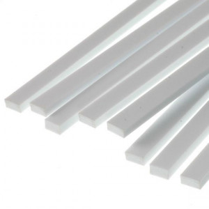 """.080 X .156"""" (2.0 X 4.0mm) 8 strips"""