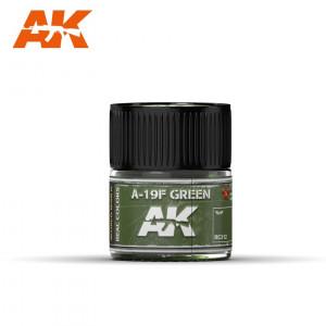 A-19F Grass Green 10ml RC312