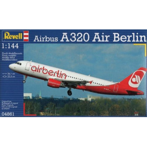 Airbus A320 Berlin Airlines
