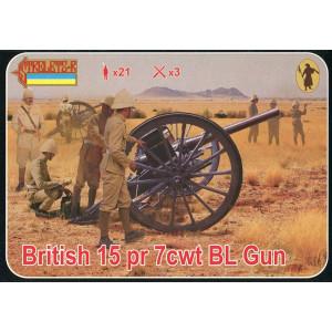 British 15pdr 7cwt BL Gun (Anglo-Boer War)