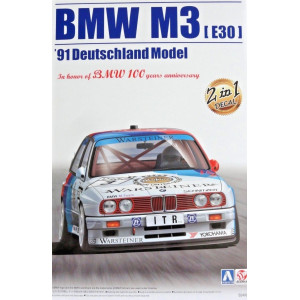 BMW M3 E30 91 Deutschland Model