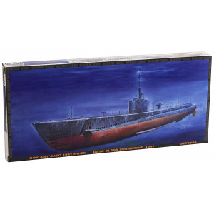 Gato class submarine 1941