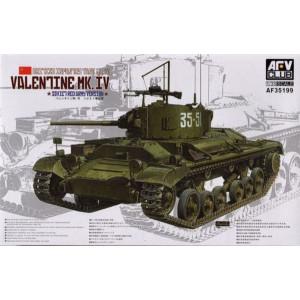 Valentine Mk IV Soviet Red Army Version