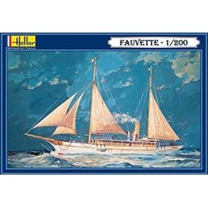 Fauvette Sailing Ship