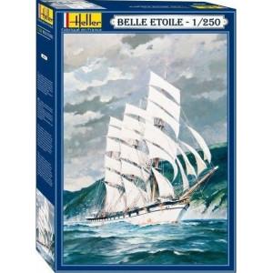 Sailing Clipper Belle Etoile