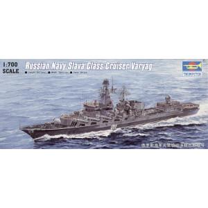 Russian Slava Class Cruiser Varyag