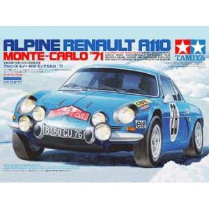 Alpine Renault A110 Monte Carlo '71