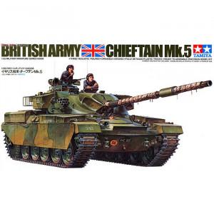 British Army Chieftain Mk.5