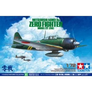 Mitsubishi A6M3/3a Zero Fighter Model 22 (Zeke)