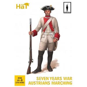 Austrians Marching 7 Year War