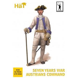 Austrians Command 7 Year War