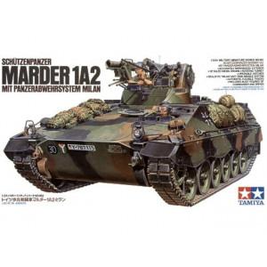Bundeswehr SPz Marder 1A2 with Milan