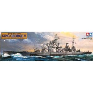 British Battleship King George V