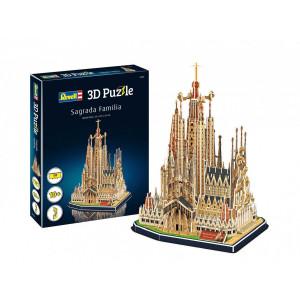 3D Puzzle Sagrada Familia