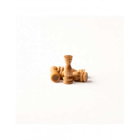 """Channel 1/8"""" (.125)(3.2mm) 4pieces"""