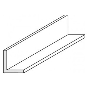 """Angle .080"""" (2.0mm) 4 pieces"""