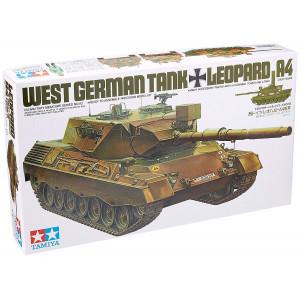 German Leopard A4 Tank