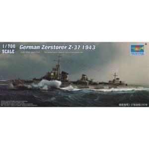 Zerstorer Z37 1943