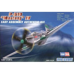 P-51D Mustang  Easy Build