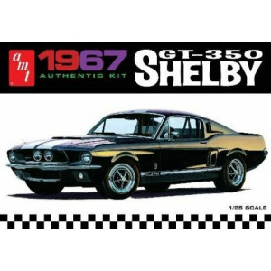 1967 Shelby GT350 1/25
