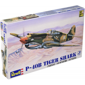 P-40B Tiger Shark 1/48