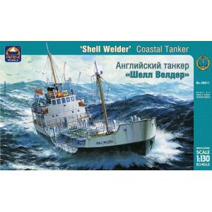 "Coastal tanker ""Shell Welder"""