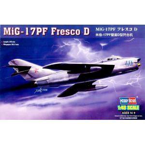 MiG-17PF Fresco D