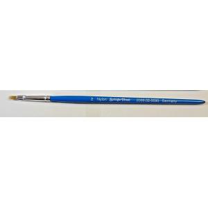Flat Brush Nylon no 02